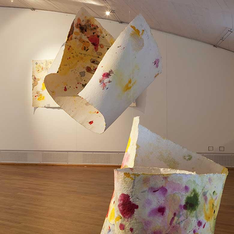 Installation - copyright by Florian Reischauer